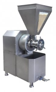 Showcase-Type Sesame Grinding Mill