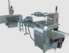 Halva Bar Packaging Machine