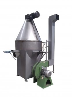 Automatic Sesame Peeling Machine (Waterless System)