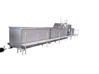 AGRIPROF FULL AUTOMATIC TAHINI LINE EXPORTED TO ISRAEL